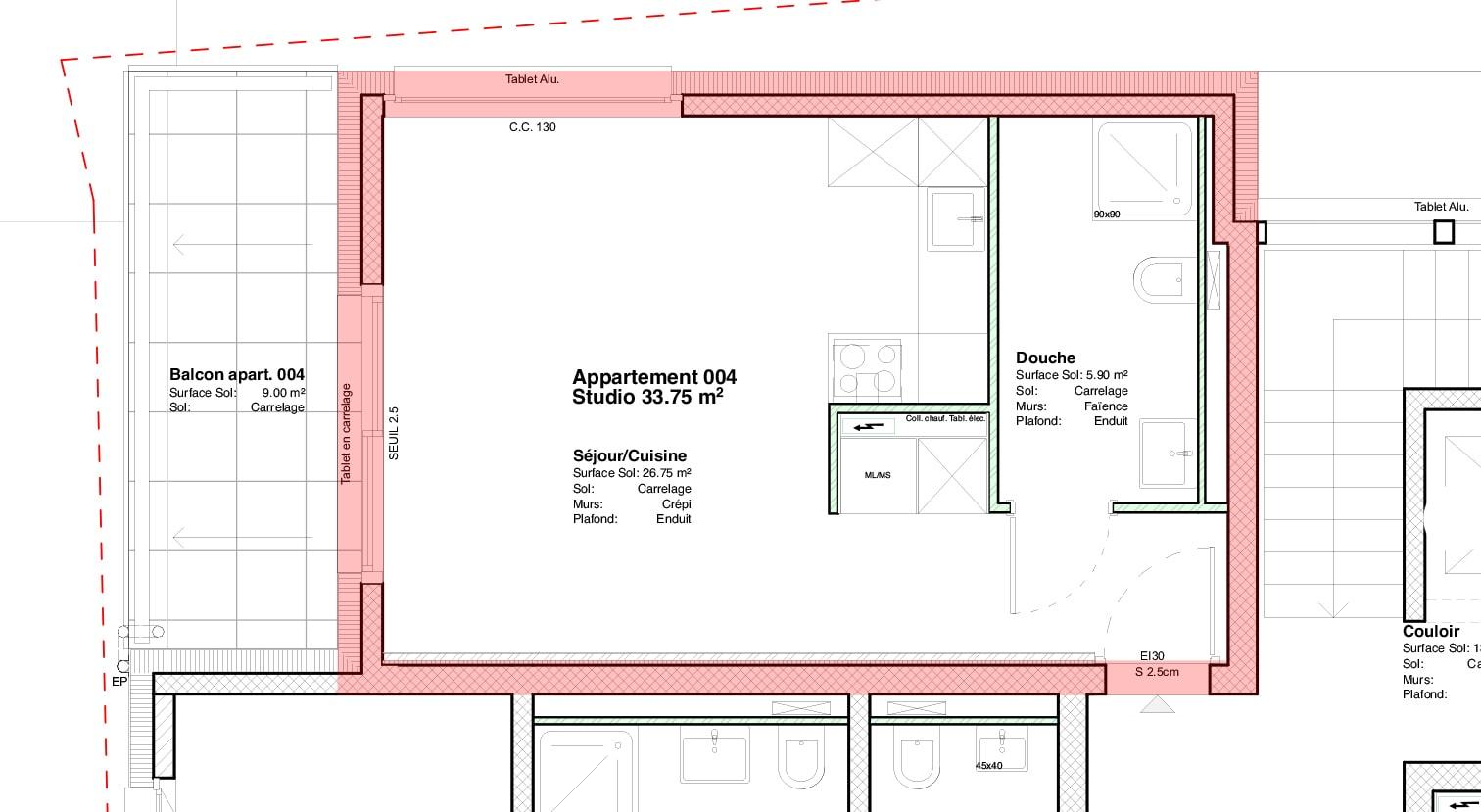 cdlp design interieur, interior designer, architecture interieur, decoration interieur, design interieur, acquisition sur plan