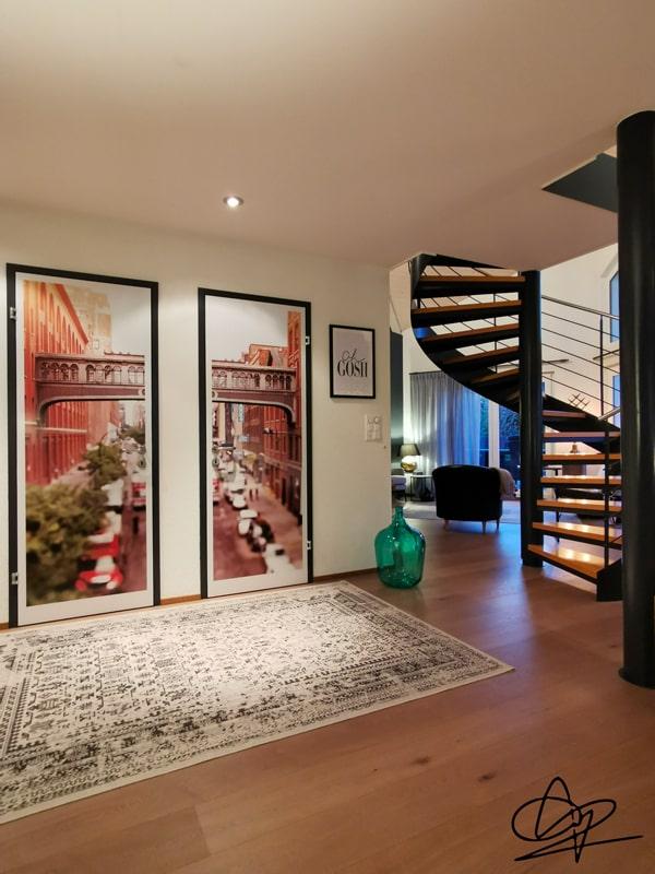cdlp design interieur, interior designer, architecture interieur, design interieur, decoration interieur, vevey, rénovation, loft industriel, club jazz année 50